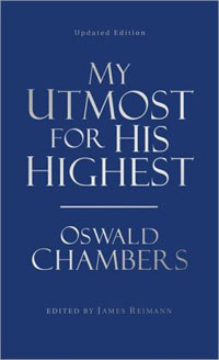 My Utmost For His Highest Updated Edition PB