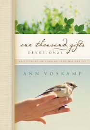 One Thousand Gifts Devotional HC
