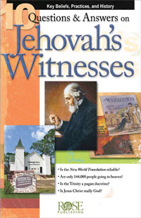 Pamphlet: 10 Questions & Answers on Jehovahs Witnesses