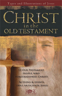 Pamphlet: Christ In The Old Testament
