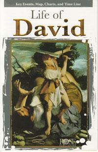 Pamphlet: Life of David