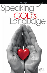 Pamphlet: Speaking Gods Language - Prayer