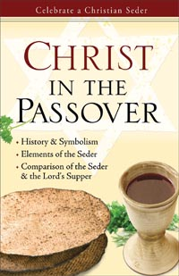 Pamphlet: Christ in the Passover