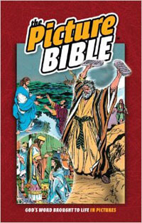 Picture Bible, The (HC)