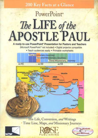 PowerPoint: Life of Apostle Paul, The