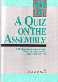 Quiz on the Assembly, A