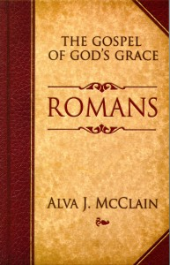 Romans Gospel of Gods Grace