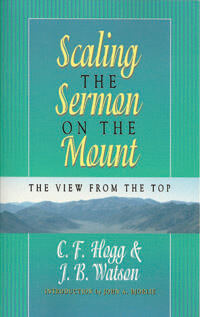 Scaling the Sermon on the Mount
