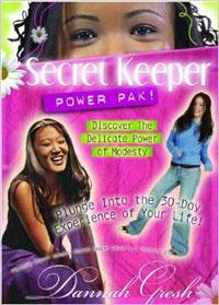 Secret Keeper Power Pak