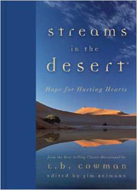 Streams In The Desert Hope For Hurting Hearts