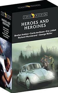 Trailblazer Heroes & Heroines Box Set #5