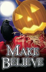 Tract: Make Believe (20 pkg) Halloween  KJV