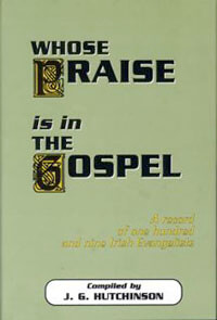Whose Praise is in the Gospel