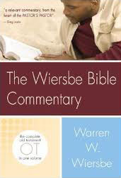 Wiersbe Bible Commentary Old Testament HC