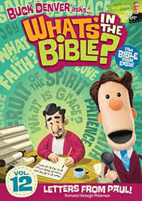DVD Whats In The Bible #12 Letters From Paul