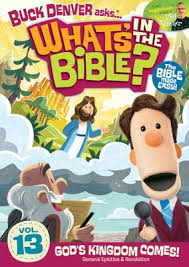 DVD Whats In The Bible #13 Gods Kingdom Comes!