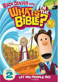 DVD Whats In The Bible #2 Let My People Go