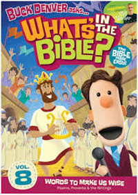 DVD Whats In The Bible #8 Words To Make Us Wise