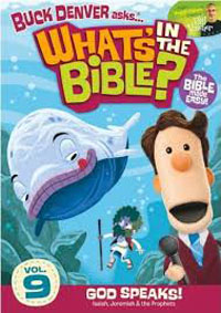 DVD Whats In The Bible #9 God Speaks