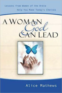 Woman God Can Lead