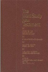 Word Study Concordance NT (2 volumes)