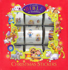Candle Bible for Toddles Christmas Stickers Box Set