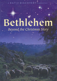 DVD Bethlehem Beyond The Christmas Story