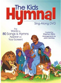 DVD Kids Hymnal Sing Along DVD