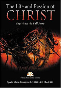 DVD Life and Passion of Christ