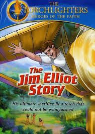 DVD Torchlighters Jim Elliot Story, The