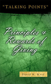 Principles and Rewards of Giving  ECS
