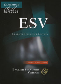 ESV Cambridge Clarion Reference