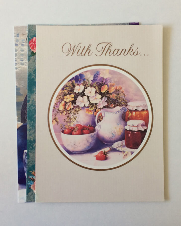 gfp assorted thank you cards gfp cards 12