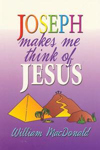 Joseph Makes Me Think of Jesus