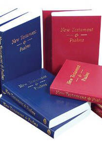 KJV New Testament & Psalms Pocket Edition
