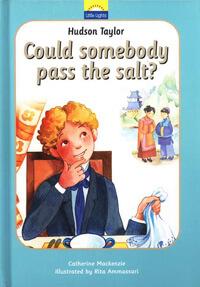 Hudson Tayor Could Somebody Pass The Salt? Little Lights Ser