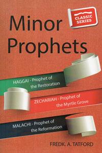 Minor Prophets Book 1 Zechariah Malachi Haggai CLASSIC SERIE