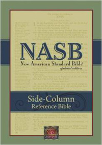 NASB Side Column Reference Bible