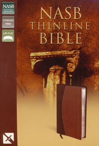 NASB Thinline Bible