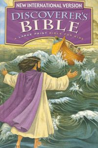 NIV Discoverers Bible (Childrens) Hardcover