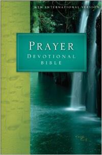 NIV Prayer Devotional Bible HC