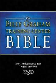 NKJV Billy Graham Training Center Bible O/P