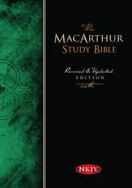 NKJV MacArthur Study Bible*