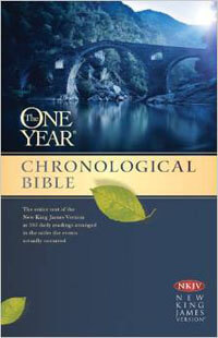 NKJV One Year Chronological Bible PB