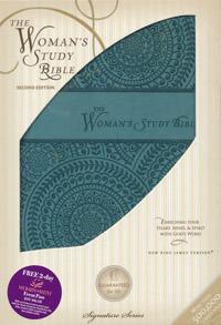 NKJV Womans Study Bible 2nd Edition