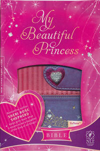 NLT My Beautiful Princess Bible