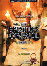 NT Overview Vol 2 Epistles of Paul Part 1