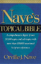 Naves Topical Bible* HC