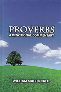 Proverbs A Devotional Commentary HC