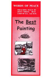 Tract: WOP Best Painting, The (100 pkg)